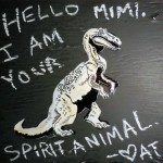 Manik's Spirit Animal says [nothing new yet].