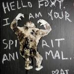 Knuckie's Spirit Animal says [nothing new yet].