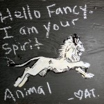 Michael's Spirit Animal says [nothing new yet].