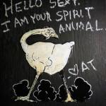 Gabe's Spirit Animal says [nothing new yet].